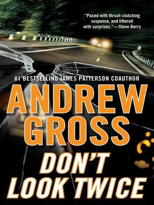 Click this cover for a(n) eBook sample of Don't Look Twice