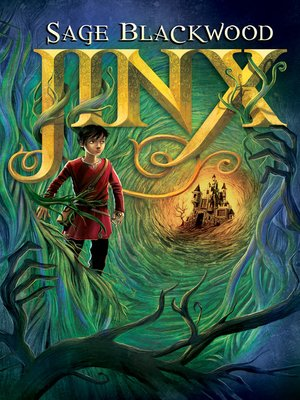 Click this cover for a(n) eBook sample of Jinx.