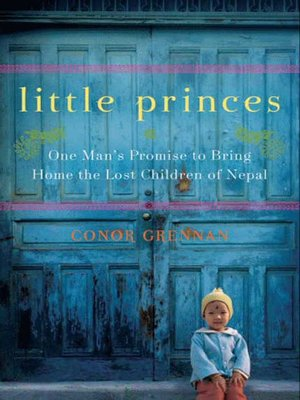 Click this cover for a(n) eBook sample of Little Princes.