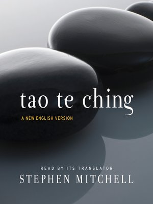 Click this cover for a(n) Audiobook sample of Tao Te Ching.