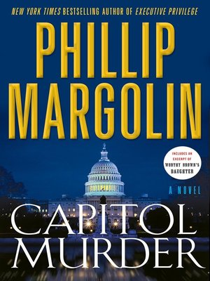 Cover of Capitol Murder