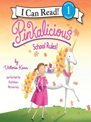 Cover of School Rules!