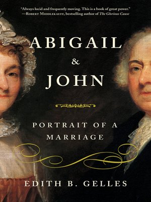 Click this cover for a(n) eBook sample of Abigail and John