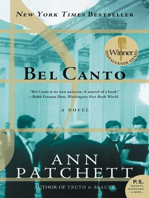 Click this cover for a(n) eBook sample of Bel Canto