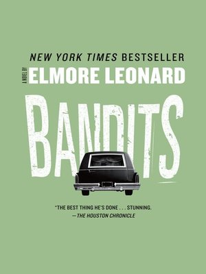 Click this cover for a(n) eBook sample of Bandits.