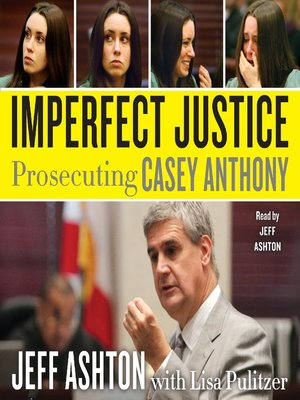 Click this cover for a(n) Audiobook sample of Imperfect Justice.