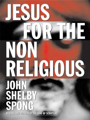 Click this cover for a(n) eBook sample of Jesus for the Non-Religious