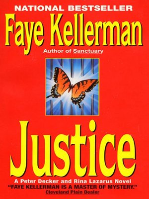 Click this cover for a(n) eBook sample of Justice