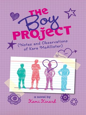 Cover of The Boy Project