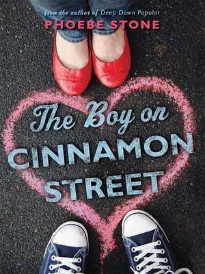 Click this cover for a(n) eBook sample of The Boy on Cinnamon Street.