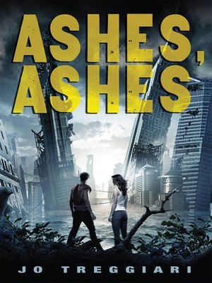 Click this cover for a(n) eBook sample of Ashes, Ashes.