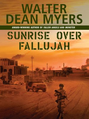 Click this cover for a(n) eBook sample of Sunrise Over Fallujah.