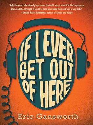 Click this cover for a(n) eBook sample of If I Ever Get Out of Here.
