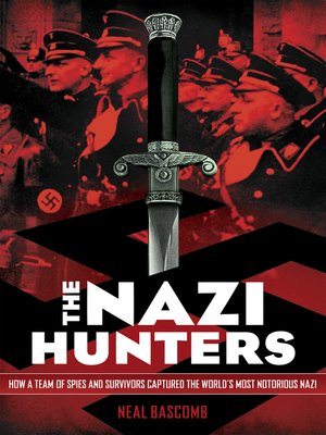 Click this cover for a(n) eBook sample of The Nazi Hunters