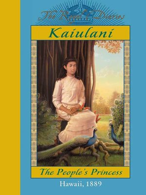 Cover of Ka'iulani, The People's Princess