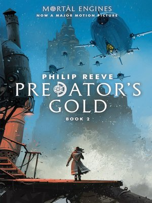 Click this cover for a(n) eBook sample of Predator's Gold.