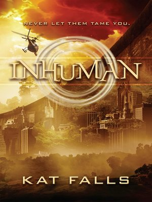 Click this cover for a(n) eBook sample of Inhuman.