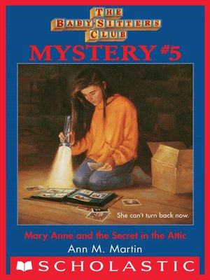 Mary Anne and the Secret in the Attic