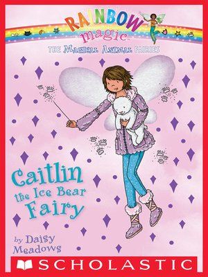 Caitlin the Ice Bear Fairy