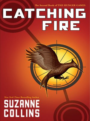 Click this cover for a(n) eBook sample of Catching Fire.