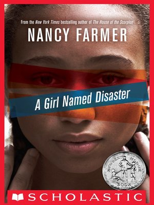 Click this cover for a(n) eBook sample of A Girl Named Disaster.