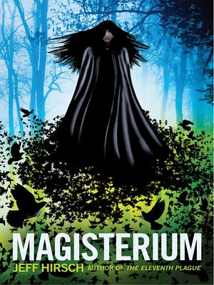 Click this cover for a(n) eBook sample of Magisterium