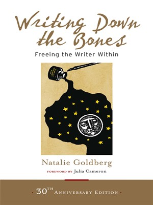 Click this cover for a(n) eBook sample of Writing Down the Bones.