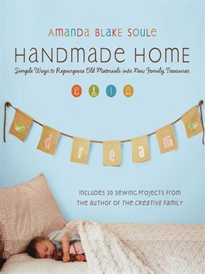 Click this cover for a(n) eBook sample of Handmade Home