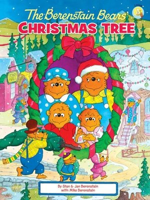 Click this cover for a(n) eBook sample of The Berenstain Bears' Christmas Tree