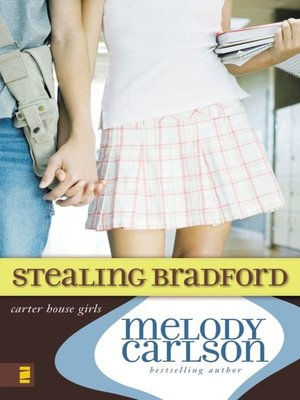 Cover of Stealing Bradford