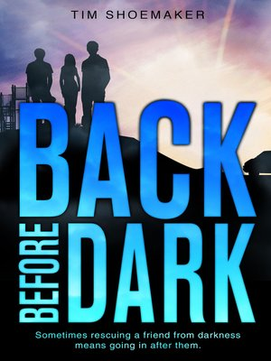 Click this cover for a(n) eBook sample of Back Before Dark