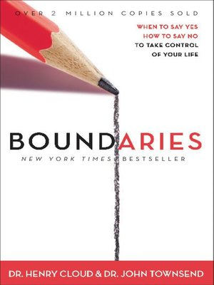 Cover of Boundaries