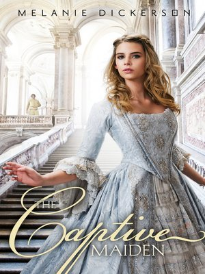 Click this cover for a(n) eBook sample of The Captive Maiden