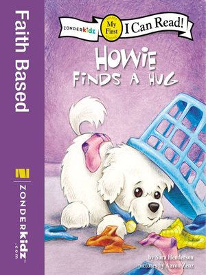 Click this cover for a(n) eBook sample of Howie Finds a Hug.