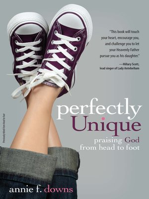 Click this cover for a(n) eBook sample of Perfectly Unique