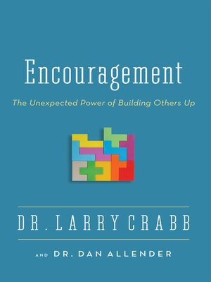 Click this cover for a(n) eBook sample of Encouragement