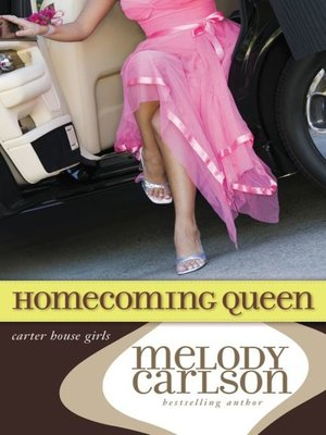Click this cover for a(n) Audiobook sample of Homecoming Queen