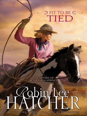 Click this cover for a(n) eBook sample of Fit to Be Tied.