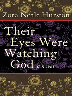 Click this cover for a(n) eBook sample of Their Eyes Were Watching God.