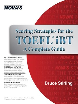 Scoring Strategies for the TOEFL® iBT