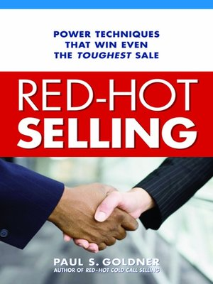 Cover of Red-Hot Selling