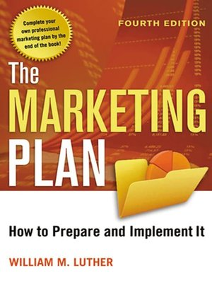Click this cover for a(n) eBook sample of The Marketing Plan