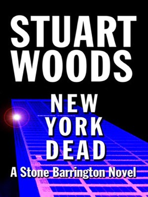 Click this cover for a(n) eBook sample of New York Dead.