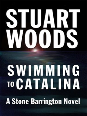 Click this cover for a(n) eBook sample of Swimming to Catalina
