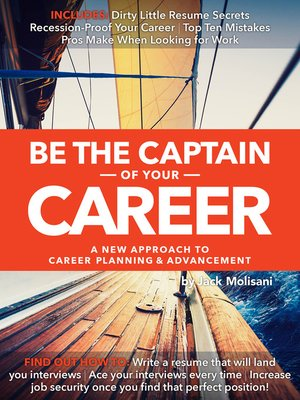 Cover of Be the Captain of Your Career
