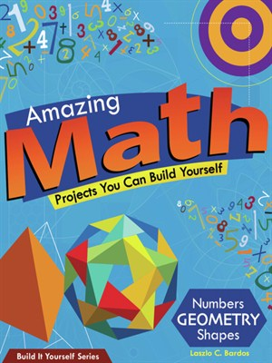 Click this cover for a(n) eBook sample of Amazing Math Projects You Can Build Yourself