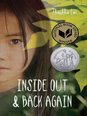 Click this cover for a(n) eBook sample of Inside Out & Back Again.