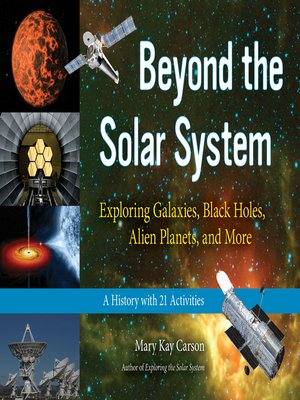 Click this cover for a(n) eBook sample of Beyond the Solar System.