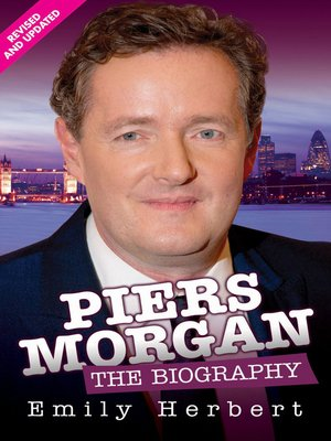 Click this cover for a(n) eBook sample of Piers Morgan.