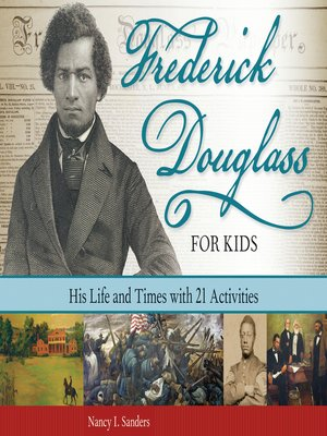 Click this cover for a(n) eBook sample of Frederick Douglass for Kids